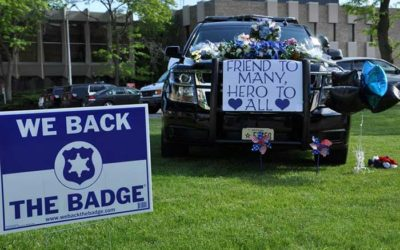 Fallen Racine officer was just months away from retirement