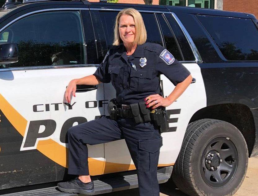 Jennifer J. Diener Racine Police Department